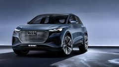 Audi Q4 e-tron concept, ecco il Suv elettrico compatto - Immagine: 18