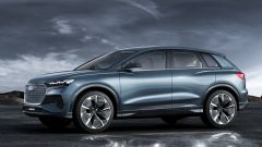 Audi Q4 e-tron concept, ecco il Suv elettrico compatto - Immagine: 21
