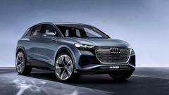 Audi Q4 e-tron concept, ecco il Suv elettrico compatto - Immagine: 22