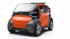 Citroen Ami One Concept, la citycar elettrica del futuro - Immagine: 4