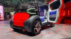 Citroen Ami One Concept, la citycar elettrica del futuro - Immagine: 2