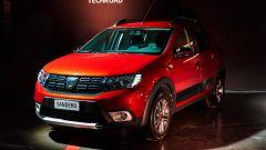 Dacia: arriva la serie speciale Techroad 100% turbo - Immagine: 7
