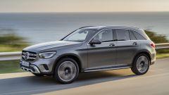 Mercedes GLC restyling, a Ginevra 2019 sale a bordo l'MBUX - Immagine: 6