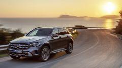 Mercedes GLC restyling, a Ginevra 2019 sale a bordo l'MBUX - Immagine: 7
