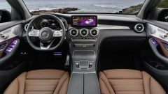 Mercedes GLC restyling, a Ginevra 2019 sale a bordo l'MBUX - Immagine: 1