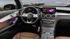 Mercedes GLC restyling, a Ginevra 2019 sale a bordo l'MBUX - Immagine: 9