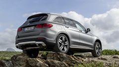 Mercedes GLC restyling, a Ginevra 2019 sale a bordo l'MBUX - Immagine: 11
