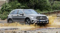 Mercedes GLC restyling, a Ginevra 2019 sale a bordo l'MBUX - Immagine: 15