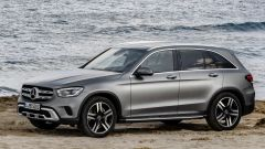 Mercedes GLC restyling, a Ginevra 2019 sale a bordo l'MBUX - Immagine: 17
