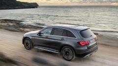 Mercedes GLC restyling, a Ginevra 2019 sale a bordo l'MBUX - Immagine: 22