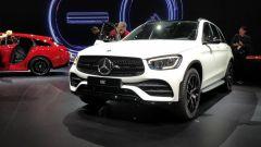 Mercedes GLC restyling, a Ginevra 2019 sale a bordo l'MBUX - Immagine: 2