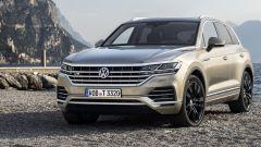 Volkswagen Touareg V8 TDI, turbodiesel rombo di tuono - Immagine: 1
