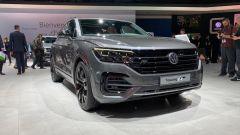 Ginevra 2019, novità Volkswagen Touareg V8 TDI: potenza, uscita
