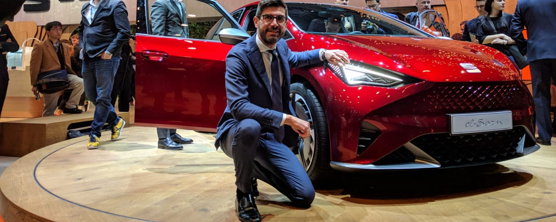 Ginevra 2019: Pierantonio Vianello, direttore Seat Italia