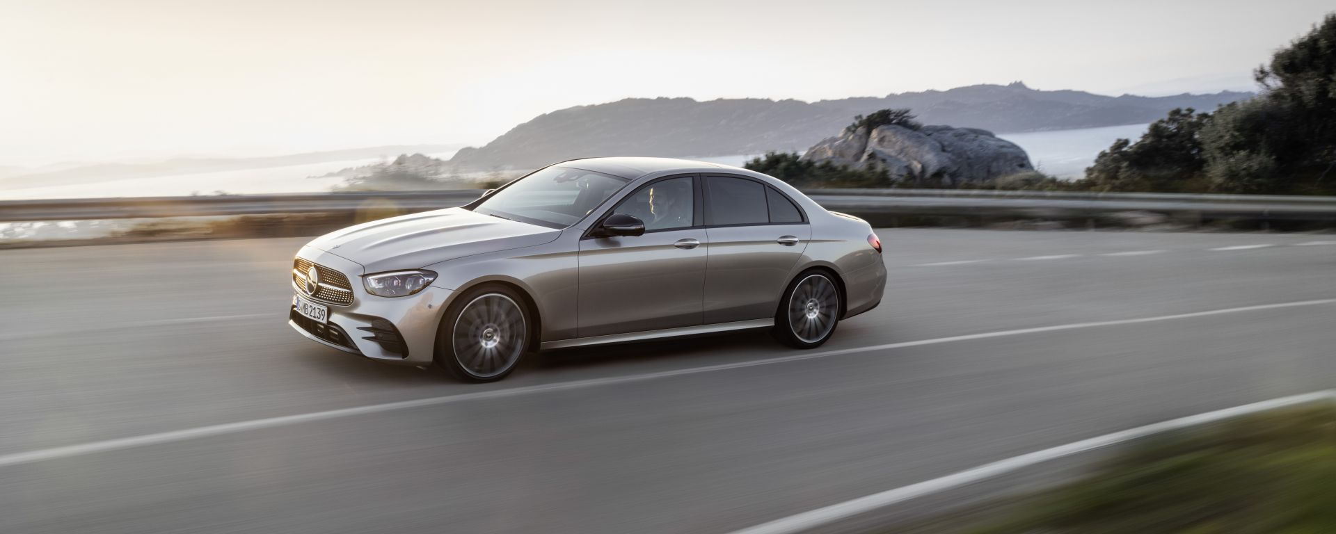 Mercedes Classe E in video dal (Non) Salone di Ginevra 2020