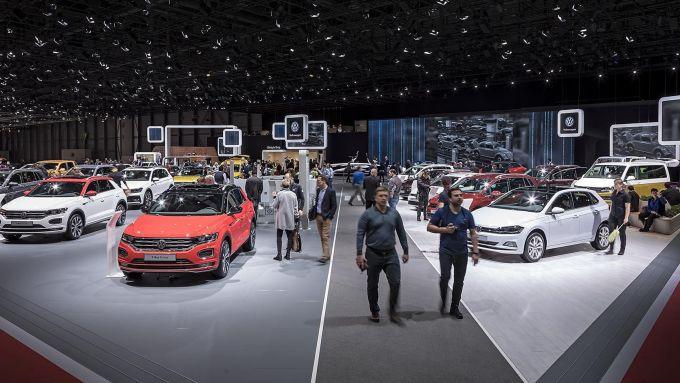 Ginevra 2020, Volkswagen c'è