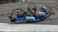 Incidente con l'handbike, travolto da un tir un atleta del team Zanardi