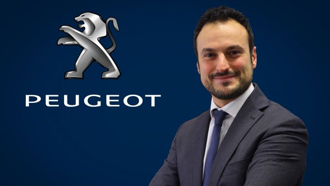 Giovanni Falcone, nuovo direttore marketing di Peugeot Italia