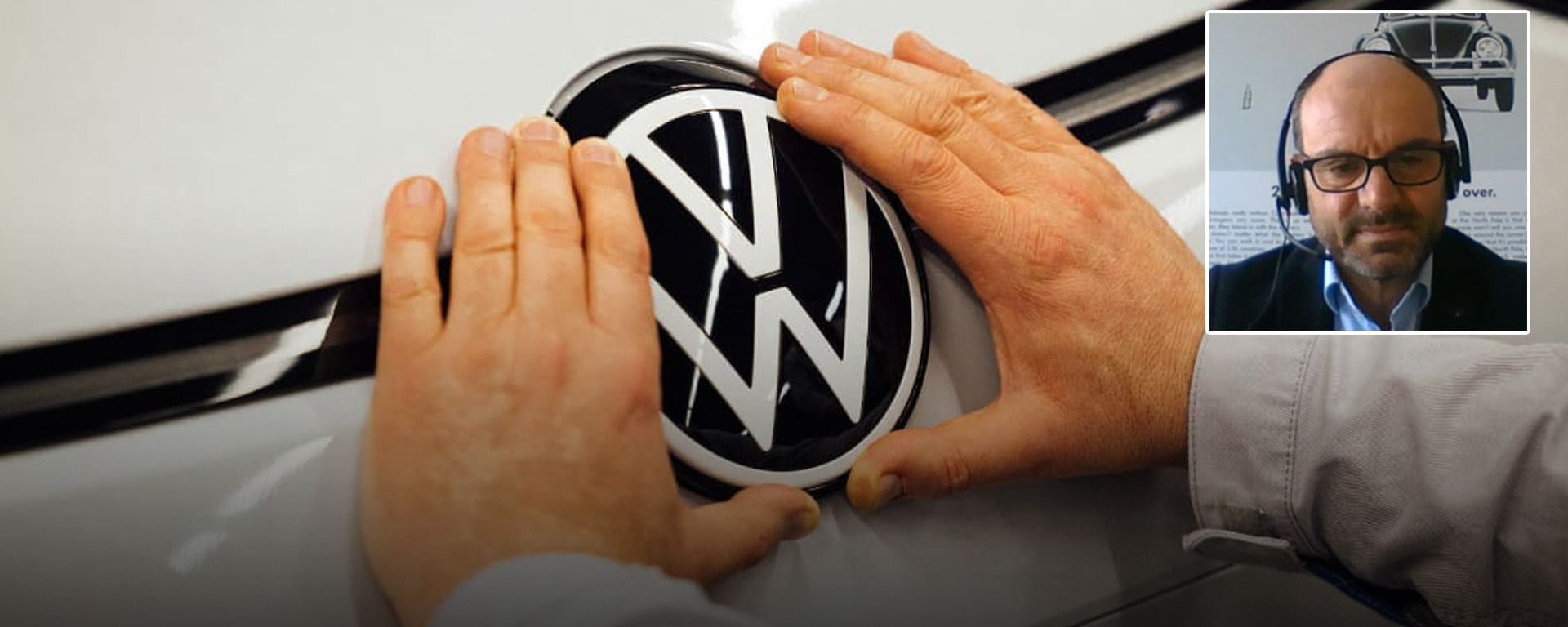 Giovanni Tauro, Direttore Marketing Volkswagen Italia
