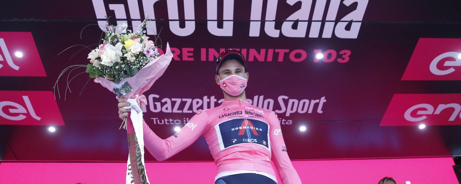 Giro d'Italia 2021: al via l'8 maggio