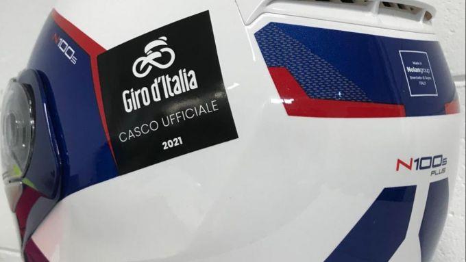 Giro d'Italia 2021: Nolan sponsor della manifestazione