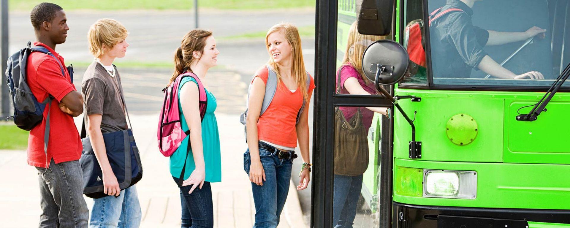 Gite scolastiche in pullman, le regole di sicurezza