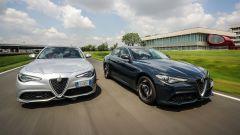Giulia Veloce Diesel vs Giulia Veloce a benzina