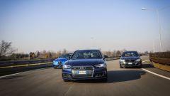 Giulia Veloce Q4 vs A4 quattro vs Serie 3 xDrive: quale trazione integrale è la migliore?