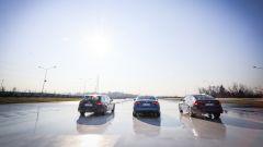 Giulia Veloce Q4 vs A4 quattro vs Serie 3 xDrive: solo l'Alfa può avere il 100% della coppia al posteriore