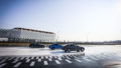 Giulia Veloce Q4 vs A4 quattro vs Serie 3 xDrive: sullo spunto Alfa e BMW sono più pronte