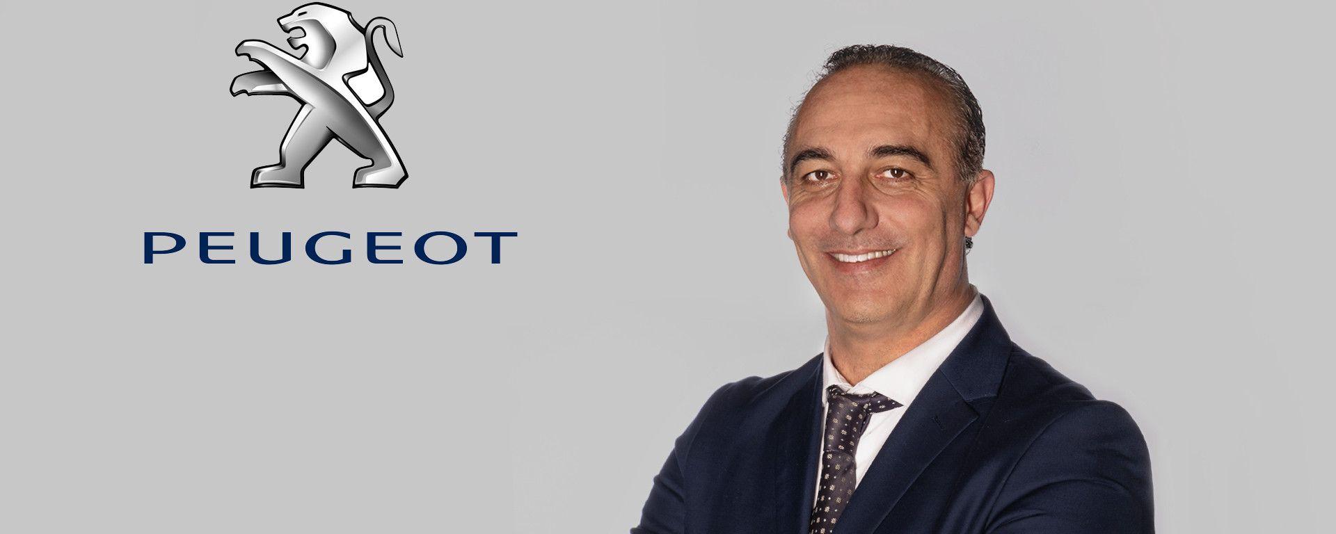 Giuseppe Graziuso, nuovo direttore vendite Peugeot Italia