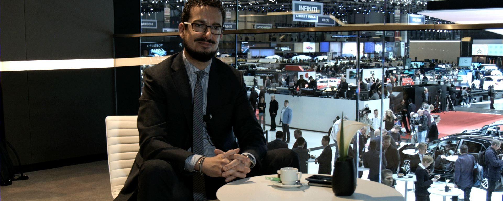 Giuseppe Mazzara, Marketing, Communication e PR Director di Kia Motors Italia