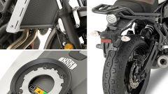 Givi: accessory line per Yamaha XSR700  - Immagine: 2