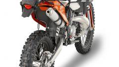 Givi: borsetta porta attrezzi GRT707 montata su KTM
