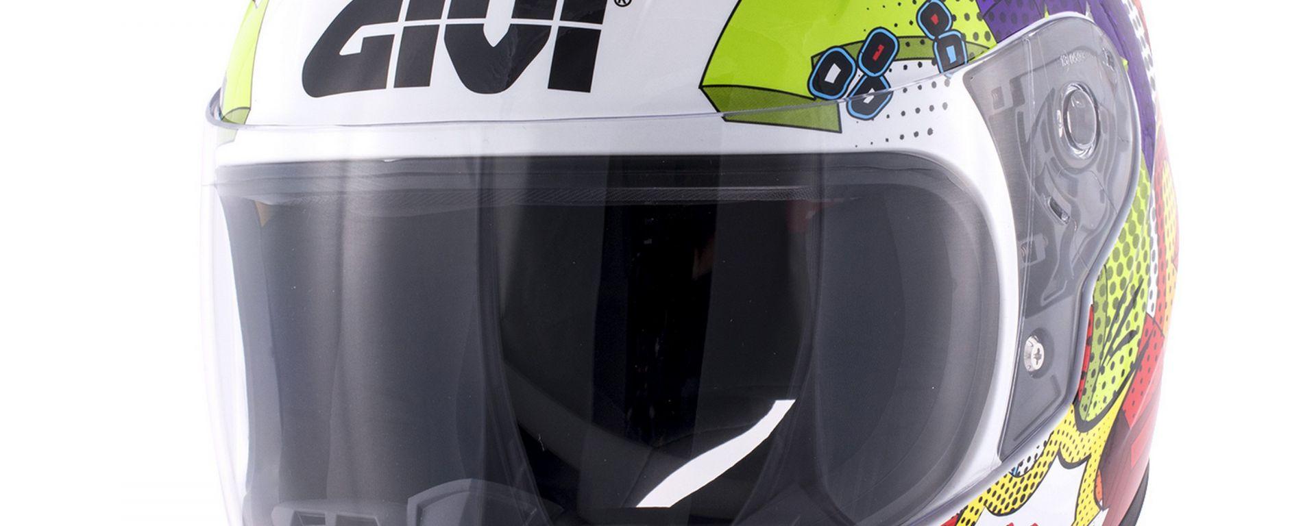Givi Junior 4: il casco integrale per bimbi