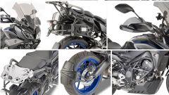 Givi: kit di accessori per Yamaha Tracer 900  - Immagine: 1
