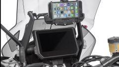 Givi KTM 1290 Super Adventure, supporto per iPhone
