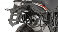 Givi KTM 1290 Super Adventure, telaietto posteriore