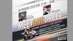 Givi Meet and Greet 2019: piloti in scena a Brescia il 24 maggio