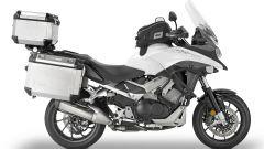 Givi: nuovi accessori per la Honda Crossrunner - Immagine: 1