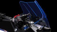 GIVI per Honda CB500F 2016, il cupolino che s'illumina di notte