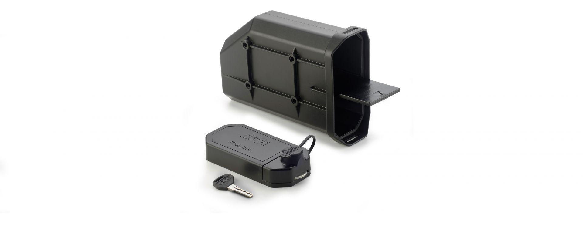 Givi S250 Tool box: la cassetta impermeabile porta attrezzi e ricambi