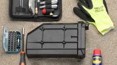 Givi S250 Tool box: un esempio di ciò che ci può stare