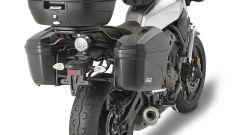 Givi: set valigie rigide per Yamaha XSR700
