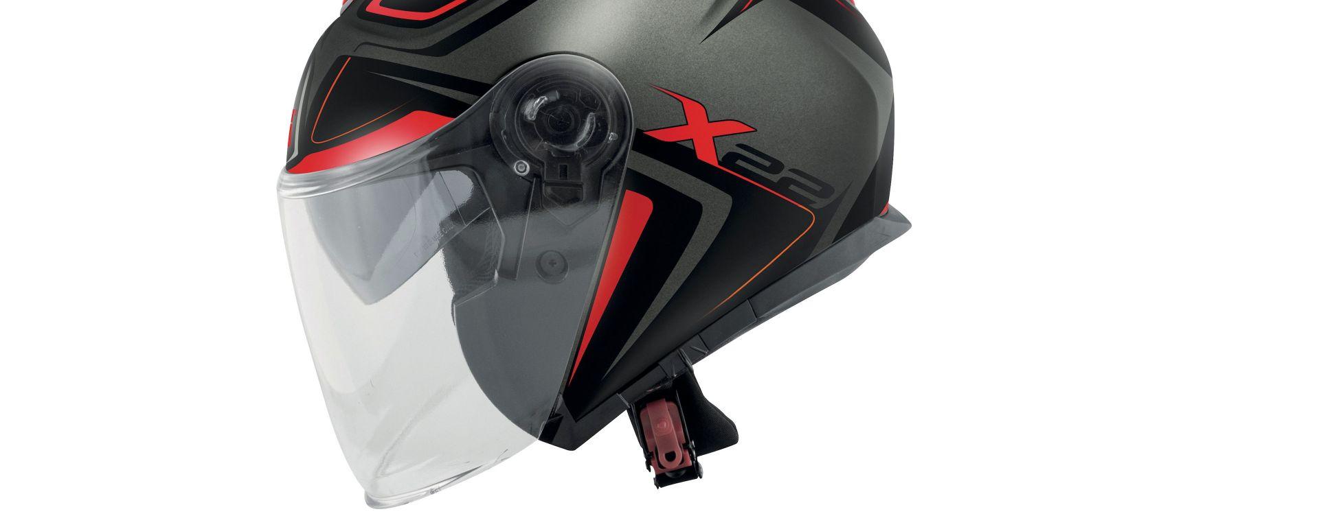 Givi X22: casco jet a Eicma 2019