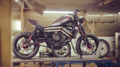 GLEMSEK 101: Honda urban scrambler