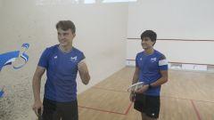 Gli allenamenti alla Alpine Academy: Oscar Piastri e Caio Collet