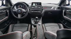 Gli interni corsaioli della BMW M2 CS 2020