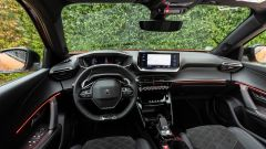 Gli interni del nuovo Peugeot 2008