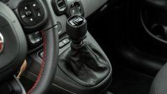 Gli interni della Fiat Panda Sport Hybrid
